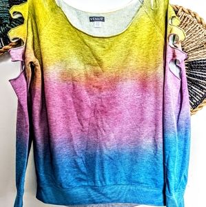 Venus XL Tie Dye Flashdance Style